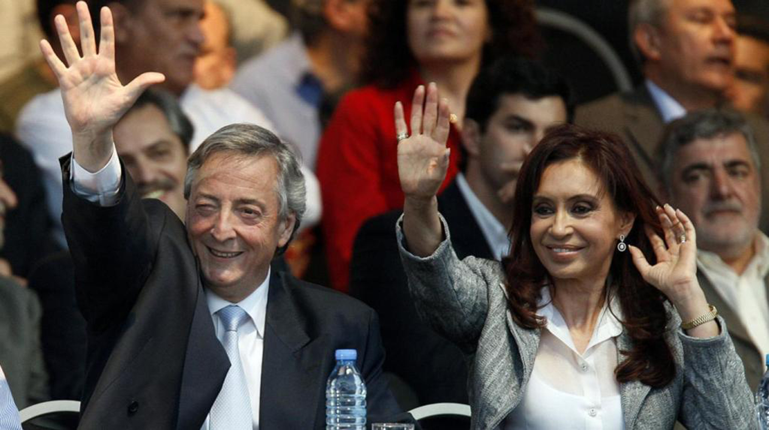 La Justicia cree que los Kirchner fueron jefes de una asociación delictiva