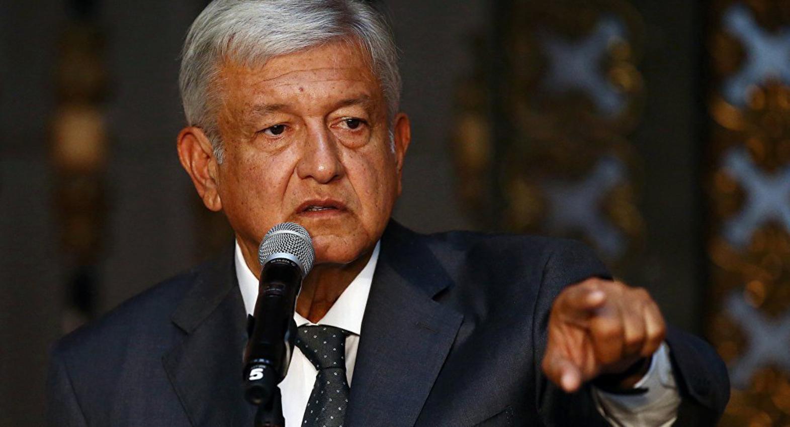 López Obrador garantiza abastecimiento eléctrico