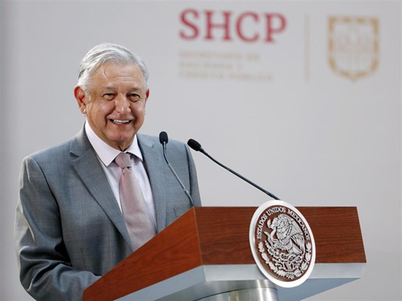 El presidente de México, Andrés Manuel López Obrador, defendió la protección a los migrantes