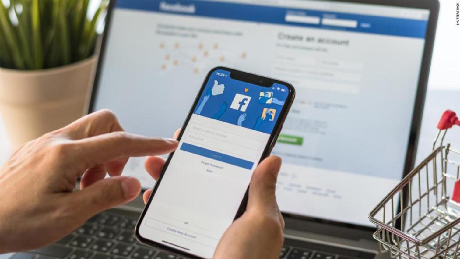 Uso de Facebook cae en EEUU