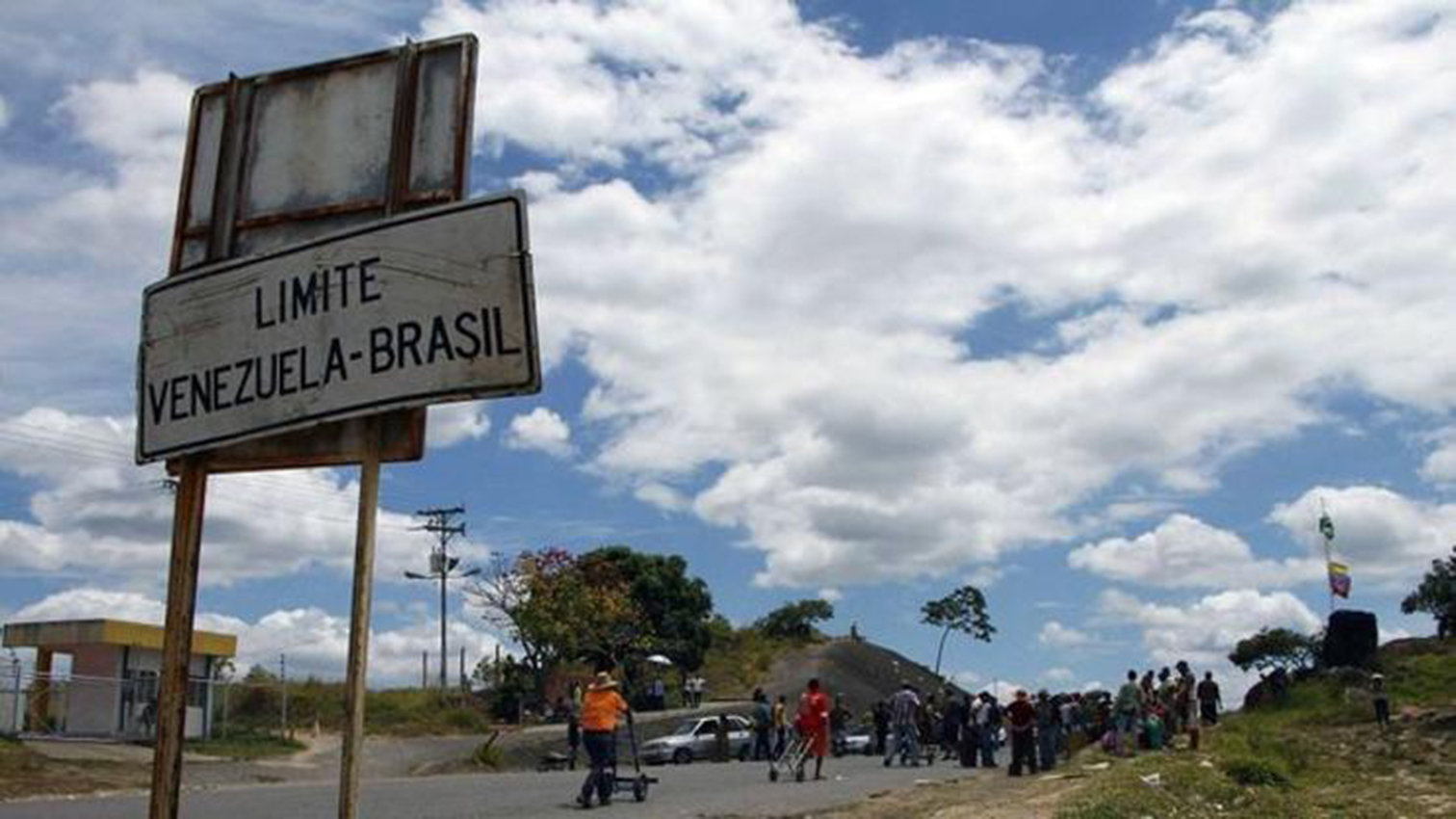 Venezuela reabre sus fronteras con Brasil