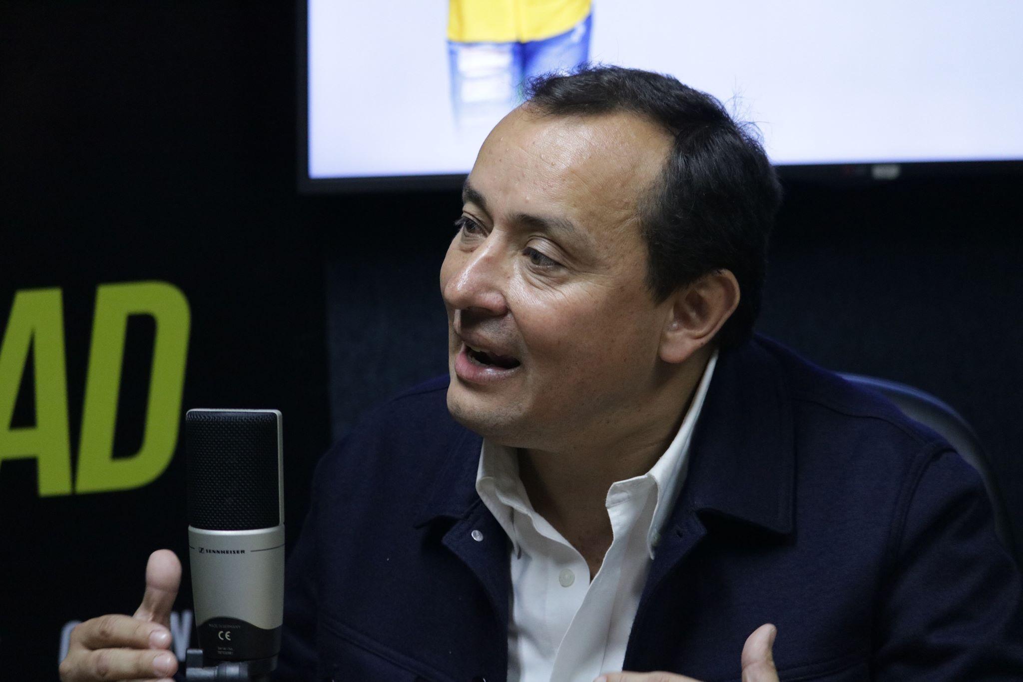 Roberto González Díaz-Durán.