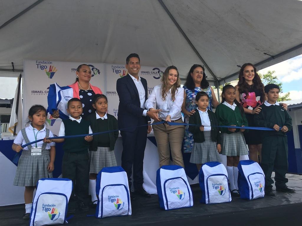 Fundación Tigo e Ismael Cala
