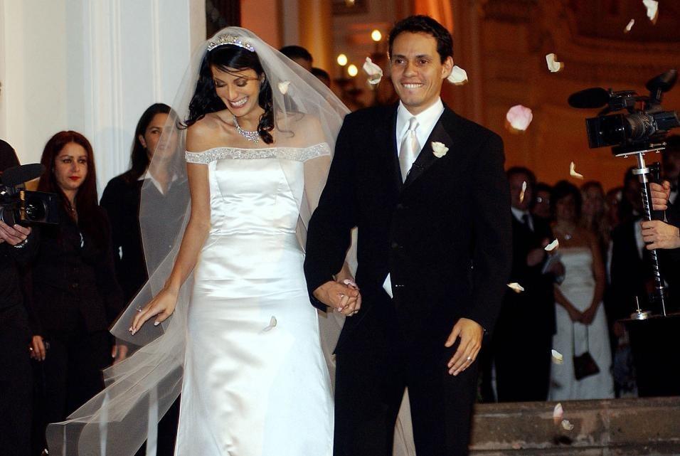 Dayanara Torres boda con Marc Anthony