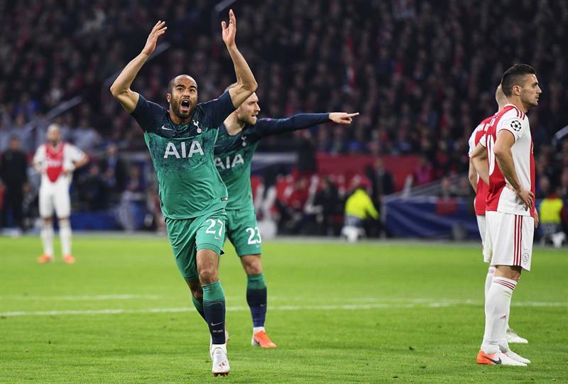 Resultado del partido Ajax vs Liverpool, por la Champions