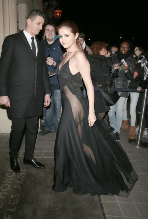 Selena Gómez Cannes
