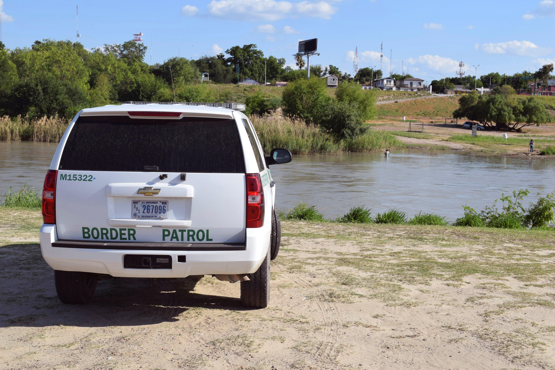 Patrulla fronteriza de EE.UU. Foto: EFE