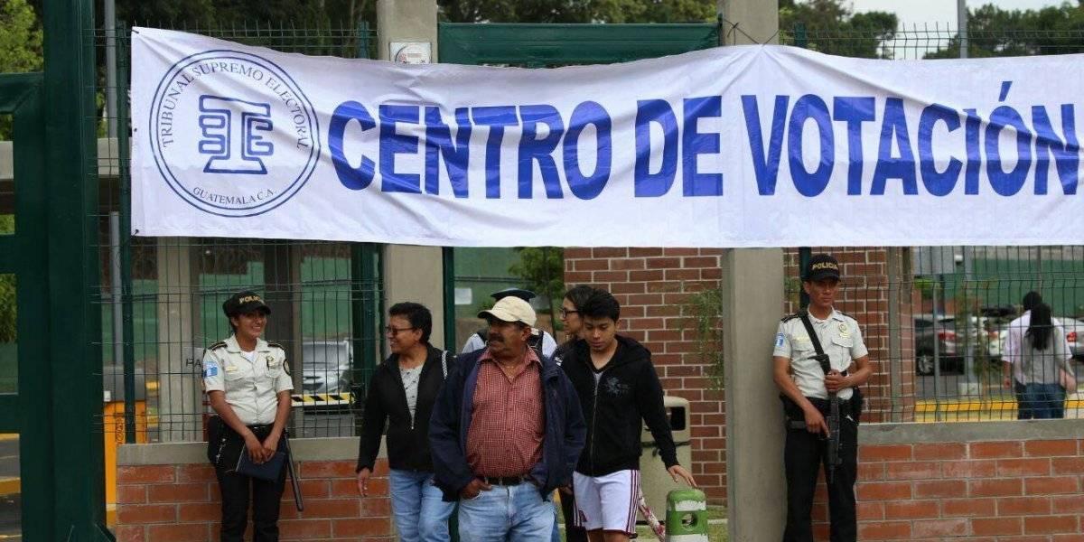 El Tribunal Supremo Electoral reubica 26 centros de votación por conflictividad