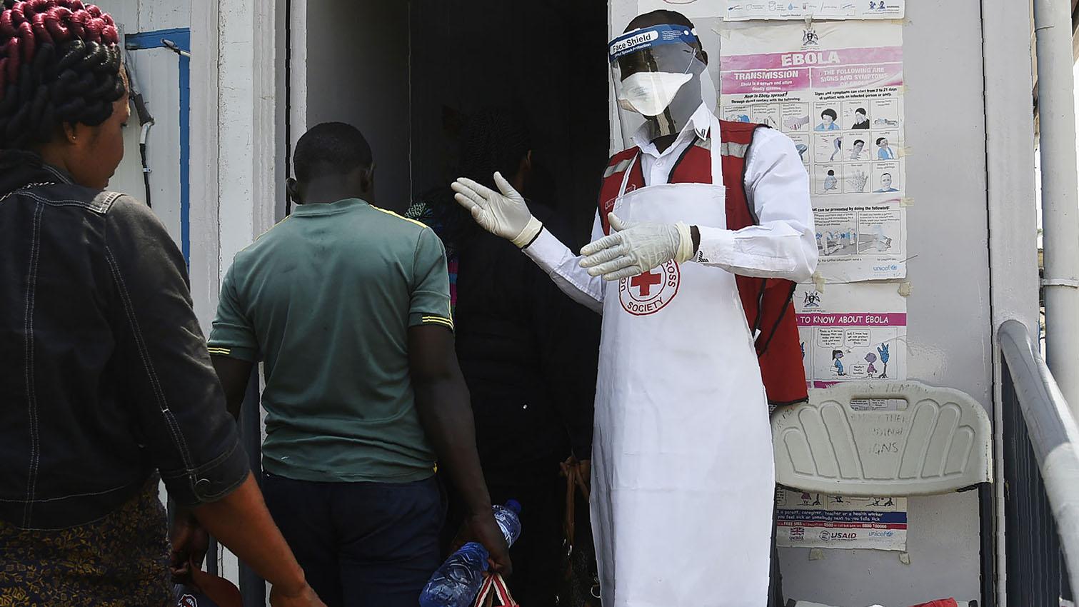 """La OMS no considera el brote de ébola una """"emergencia mundial"""" Foto con fines ilustrativos"""