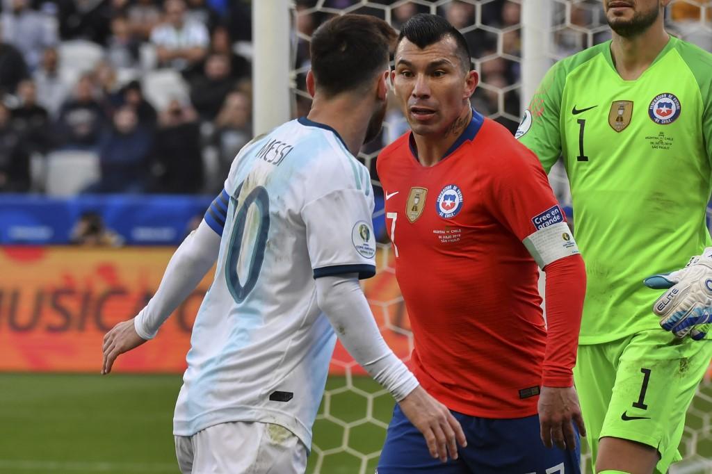 Lionel Messi, selección argentina