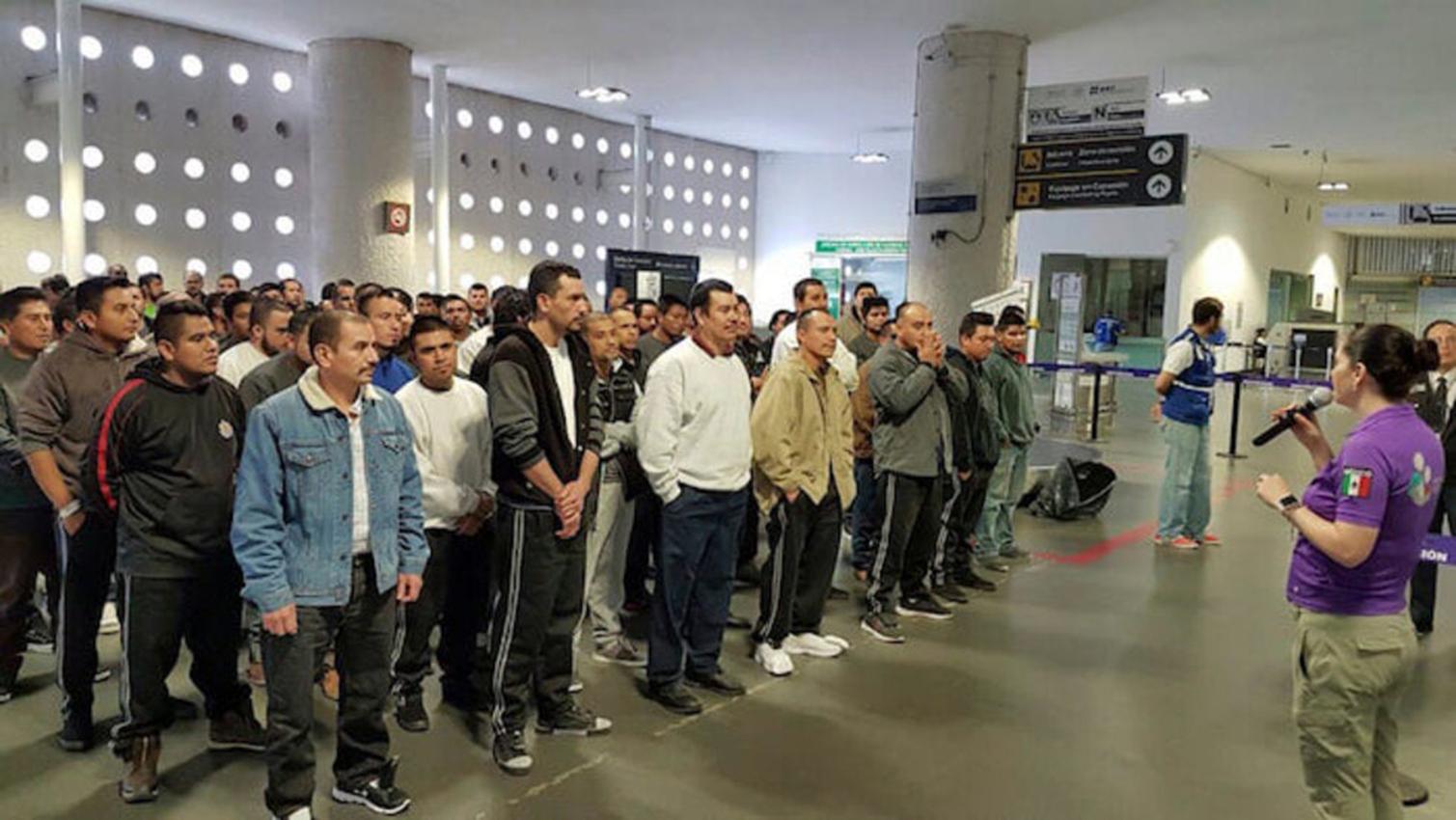 Consulados mexicanos en EEUU estudian medios legales frente a deportaciones