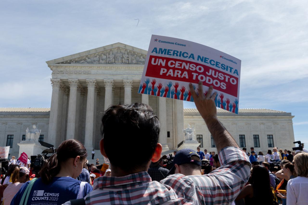 El Gobierno de Trump descarta preguntar sobre ciudadanía en censo 2020 Foto con fines ilustrativos