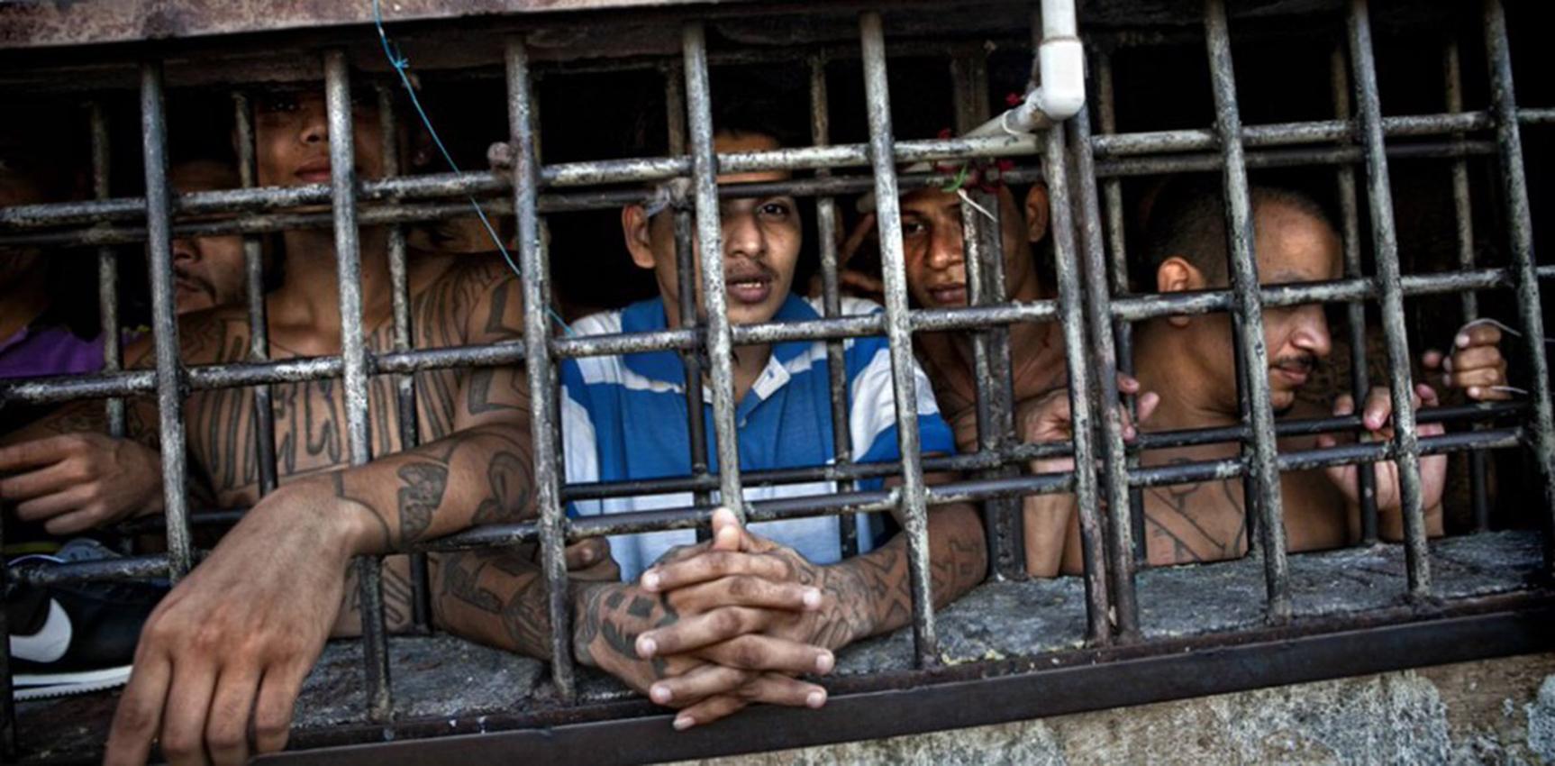 El Salvador alista plan para que presos produzcan su propia comida Foto con fines ilustrativos