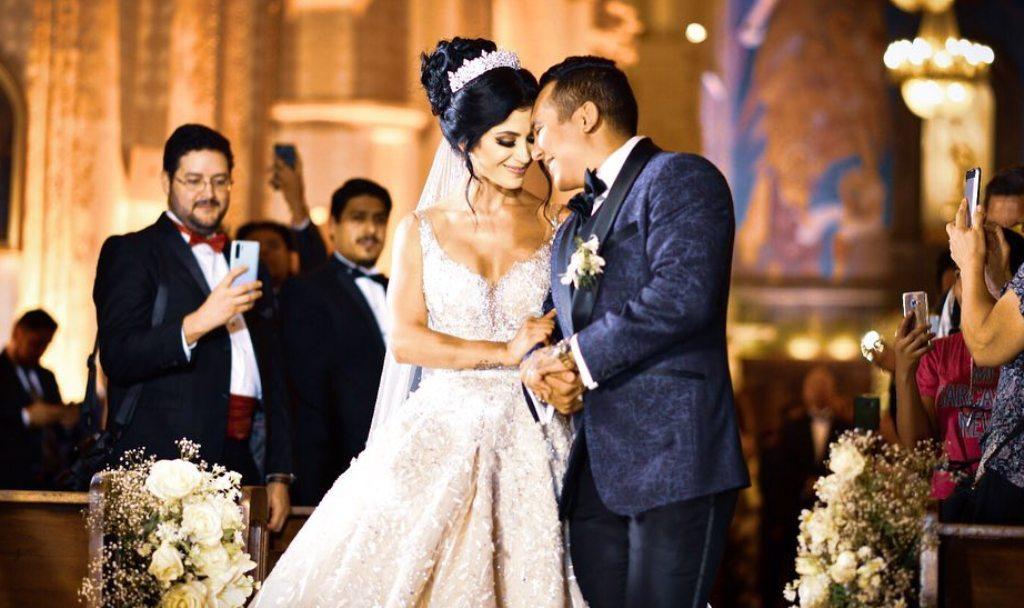 Después del supuesto desprecio en su boda, Kimberly Flores envía mensaje a Edwin Luna