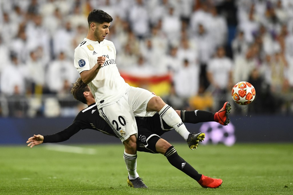 Marco Asensio lesión