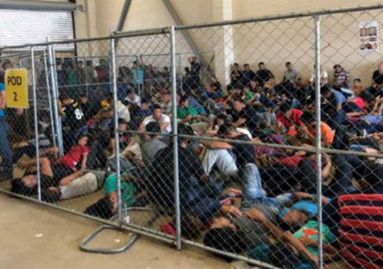 ONU denuncia condiciones degradantes de los migrantes detenidos en EEUU