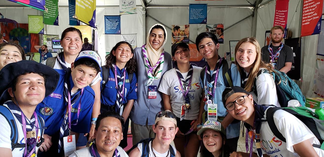 Scouts de Guatemala