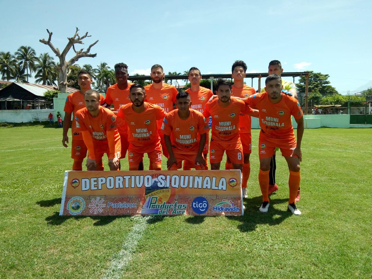 Deportivo Siquinalá, Torneo Apertura 2019