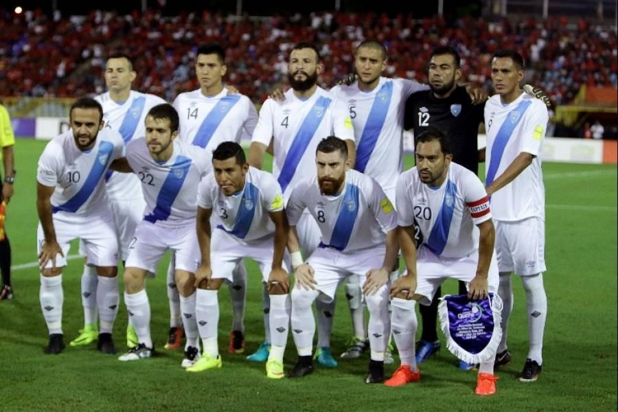 Selección de Guatemala conoce fechas de la eliminatoria mundialista a Catar 2022