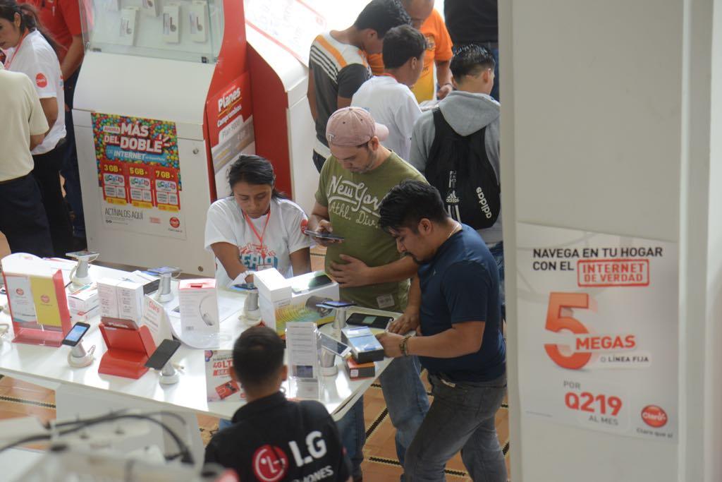 Feria Claro 4G LTE