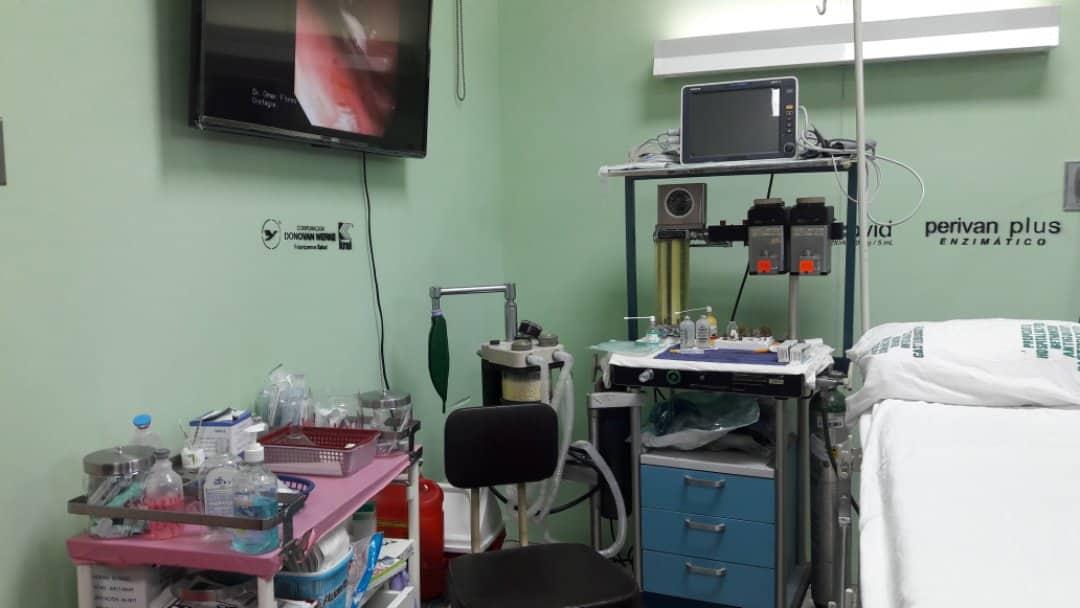 Gastroenterología y Endoscopia en Hospital Pedro de Bethancourt de La Antigua