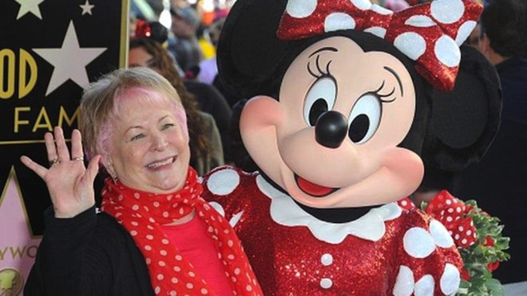 Russi Taylor voz de Minnie Mouse