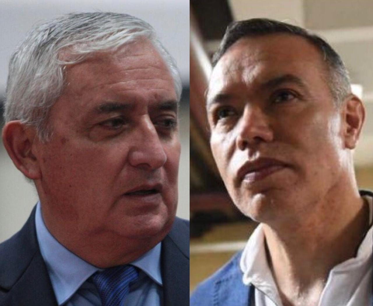 Citan a Otto Pérez y Juan de Dios Rodríguez