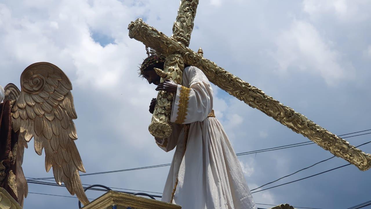 Jesús Nazareno Soberano de la Fe