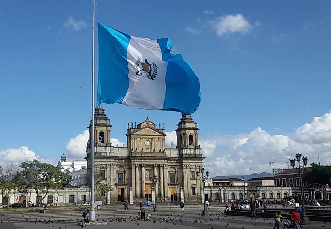 Cuándo se celebra el día nacional de la bandera en Guatemala
