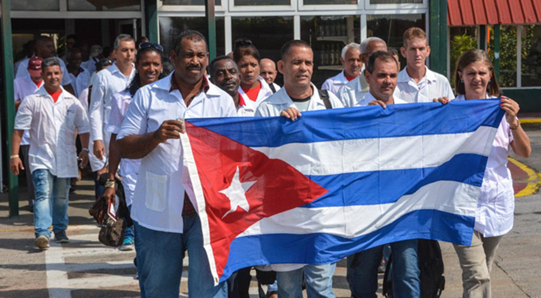 Cuba denuncia que EEUU sabotea su programa médico internacional