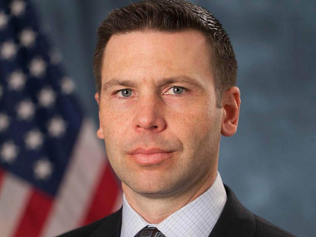 El secretario interino de Seguridad Interior de Estados Unidos, Kevin McAleenan,