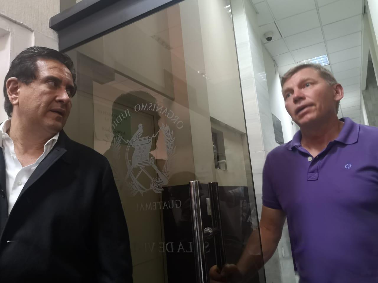 Gustavo Alejos se entrega a la justicia por nuevo caso en su contra