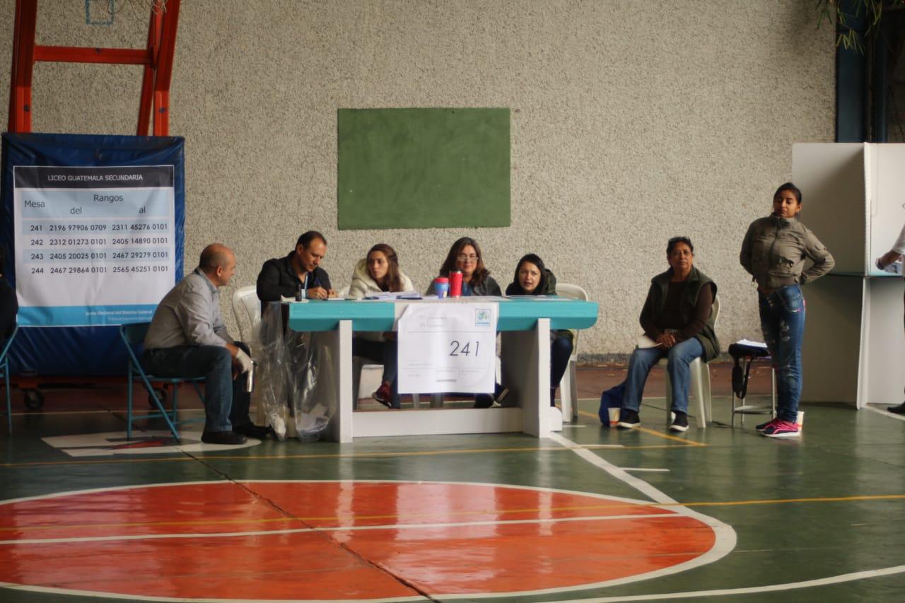 Medios internacionales ponen sus ojos en la votaciones de Guatemala