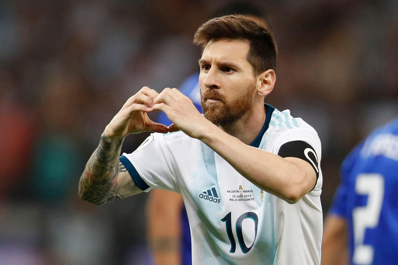 Messi convocado
