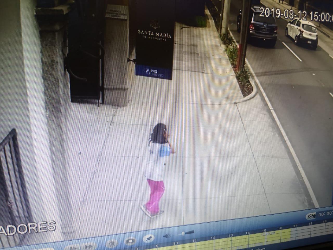 Localizan a niña desaparecida