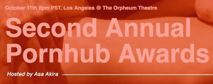 Porn Hub Awards
