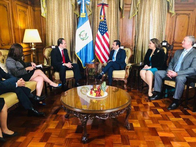 EEUU habla sobre acuerdo de asilo con Guatemala