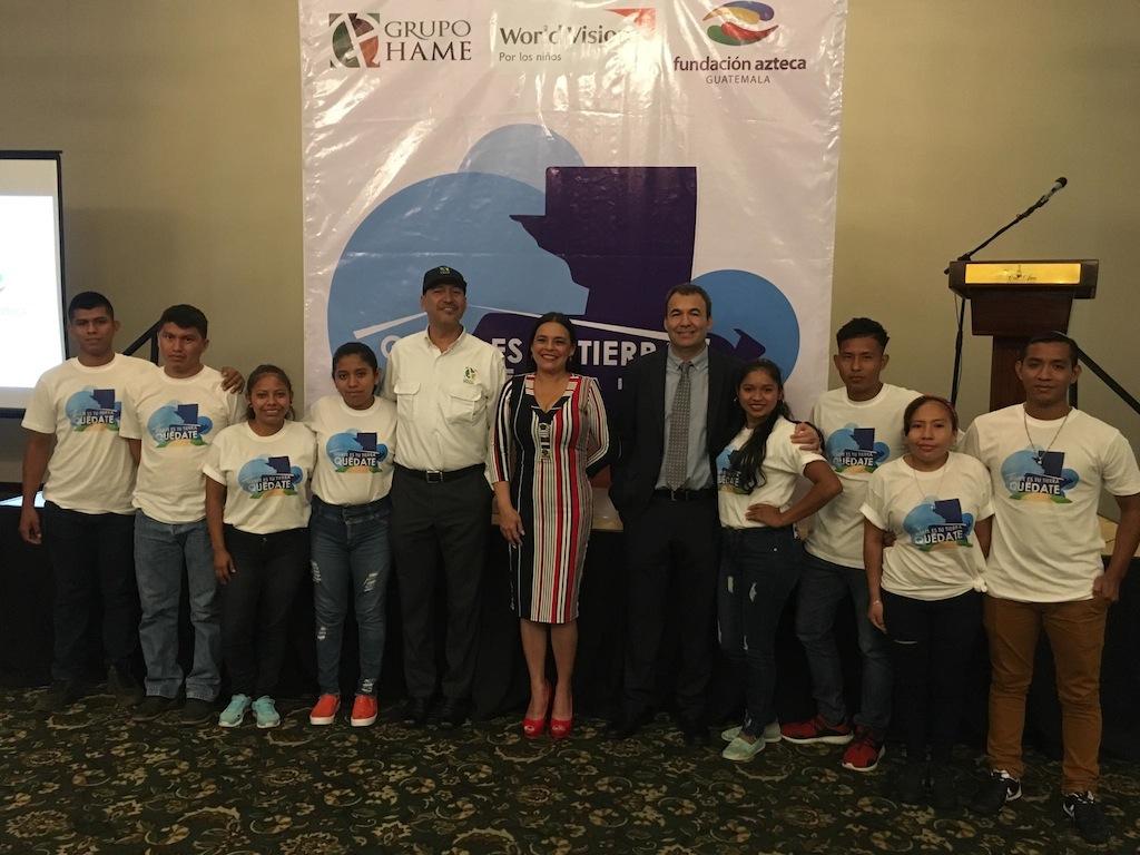 Guate es tu tierra, quédate