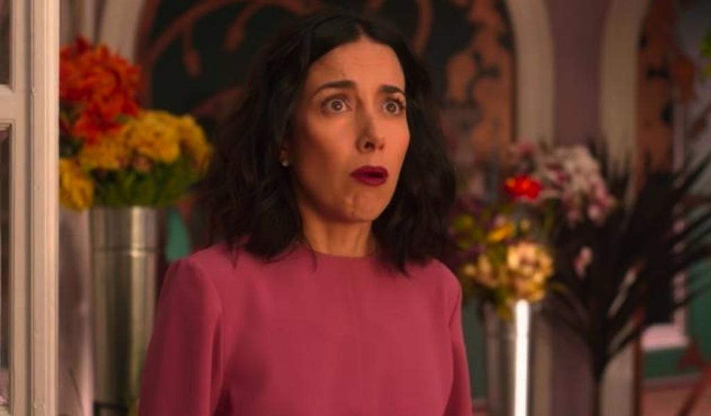 Paula Mora La Casa de las Flores