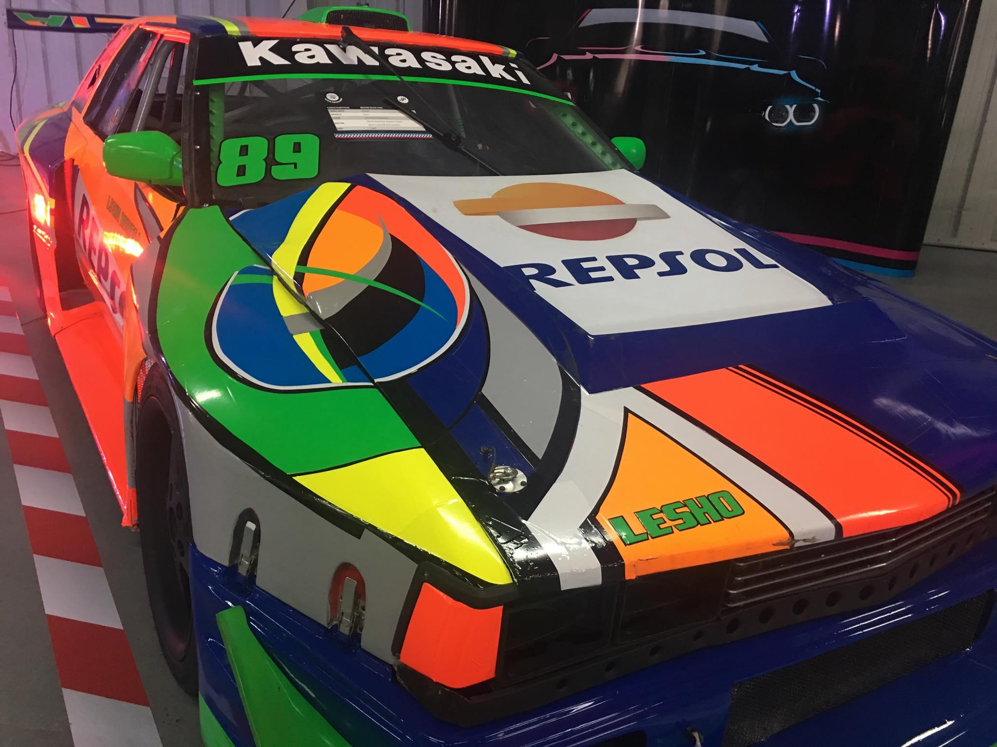 Automotive Art pintura automotriz