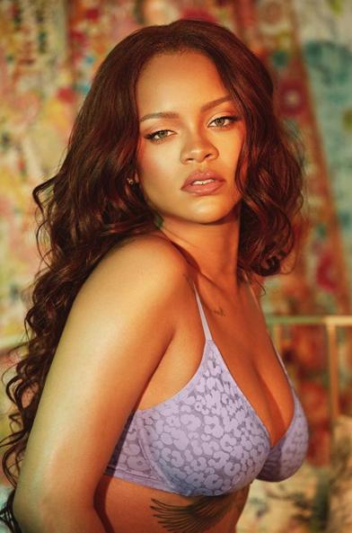 Rihanna Lencería