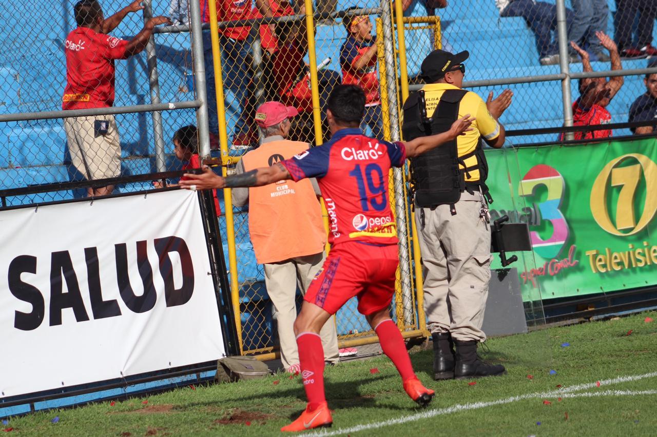 Gol de Alejandro Díaz