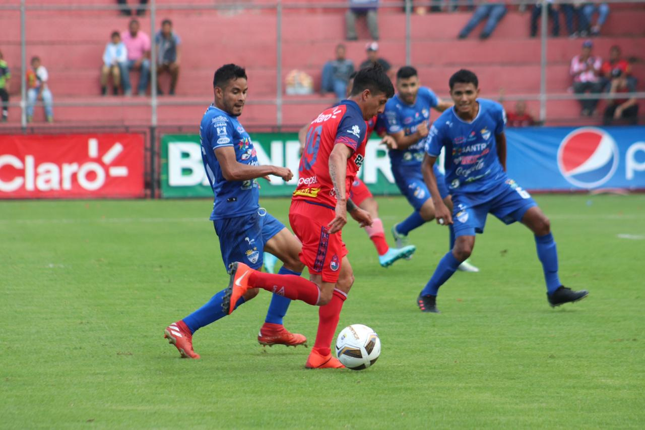 Municipal vs Cobán Imperial