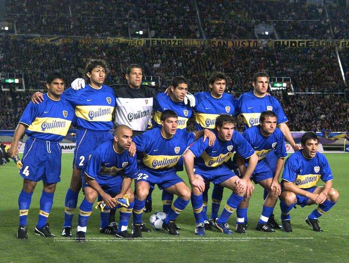 Juan Román Riquelme, Boca Juniors