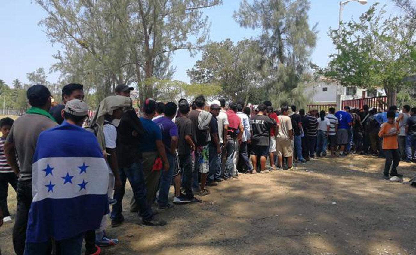 """CICR dice que no hay """"respuesta sencilla"""" para frenar migración en Honduras"""