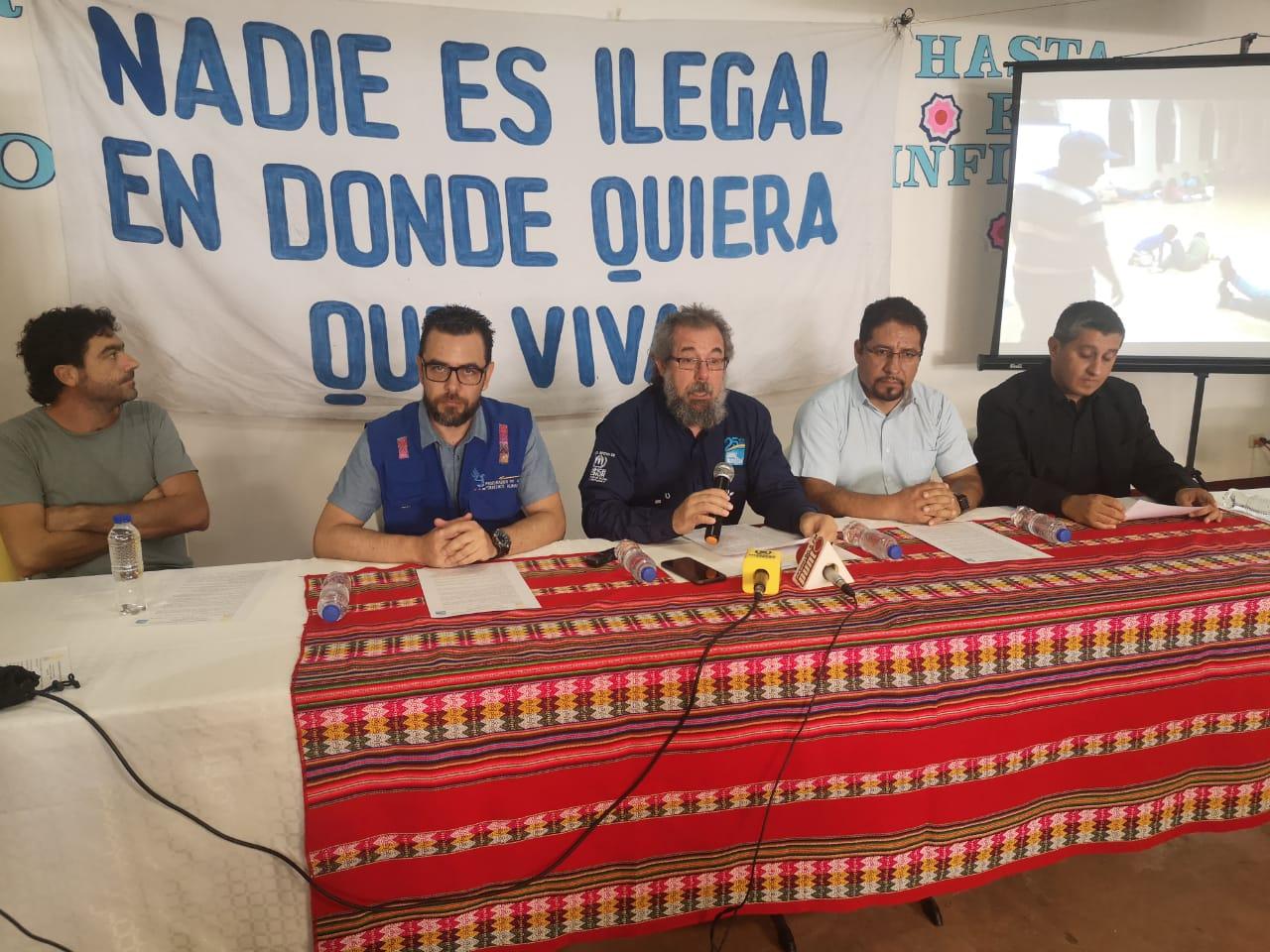 Casa del Migrante condena acuerdo migratorio con EEUU