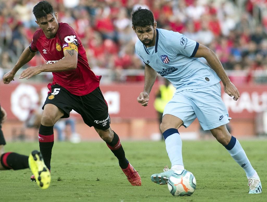 Diego Costa, Atlético