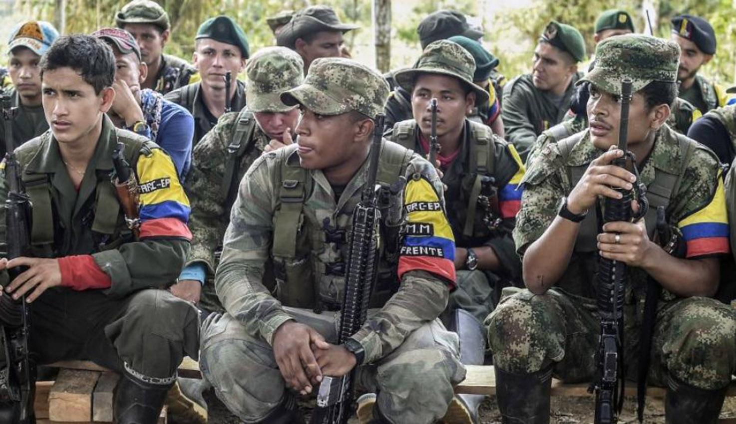 FARC pide a antiguas tropas guerrilleras no retomar las armas tras nueva rebelión