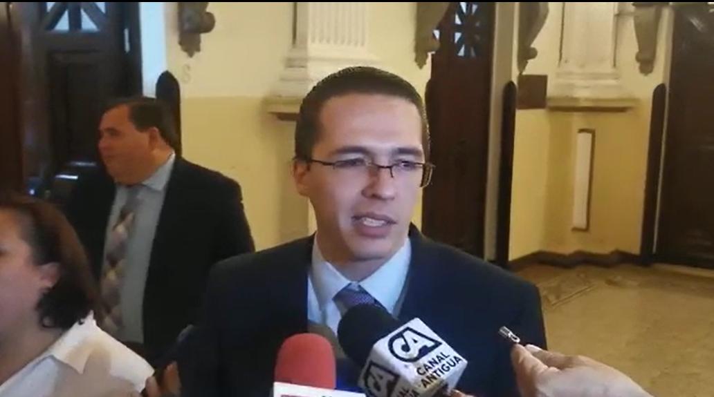 Felipe Alejos tras creación de comisión fiscalizadora de la CICIG