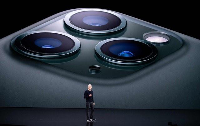 iPhone 11 Pro afp